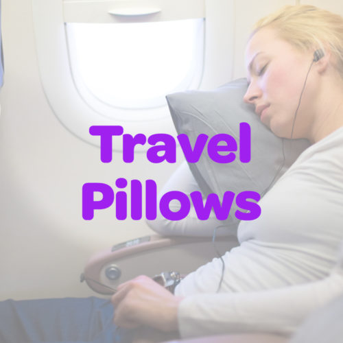Best Travel Pillows For Long-Haul Flights