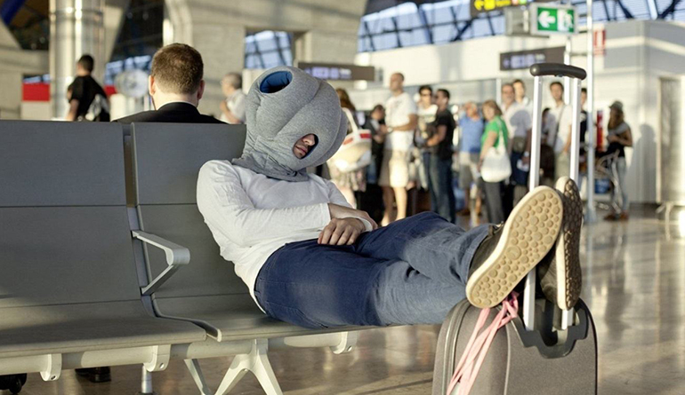 8 Ridiculous Travel Pillows Taking The Market By Storm