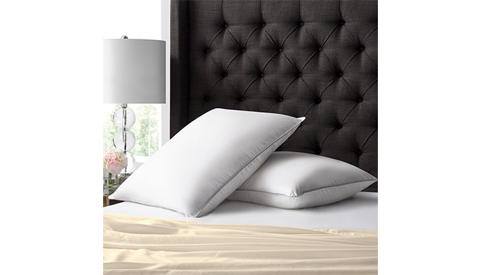 Beckham-Hotel-Collection-Luxury-White-Down-Feather-Pillow