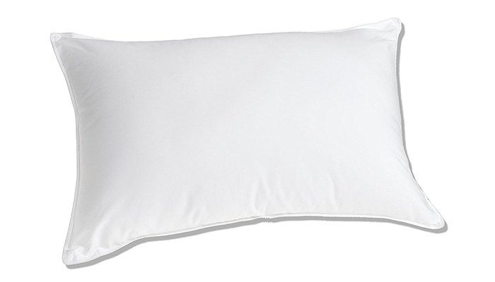 Luxuredown-White-Goose-Down-Pillow