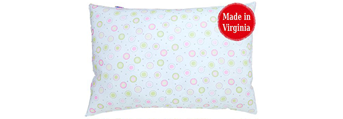 Printed-Toddler-Pillow