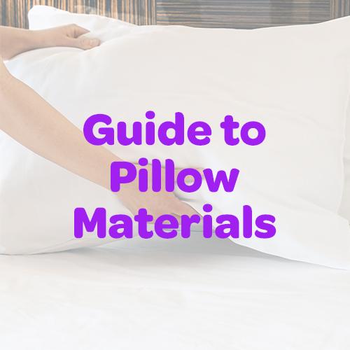 pillow-materials