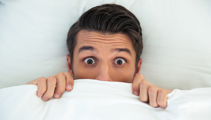 20 Scary Sleep Disorders That'll Totally Freak You Out!