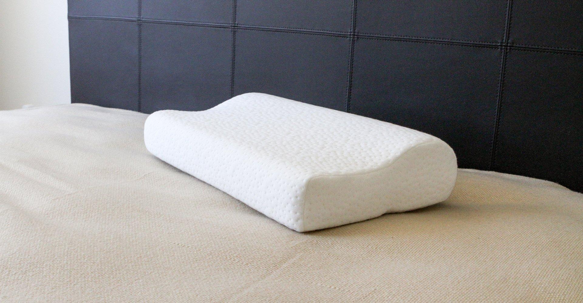 5 Best Cervical Contour Pillows For Neck Pain Feb 2020
